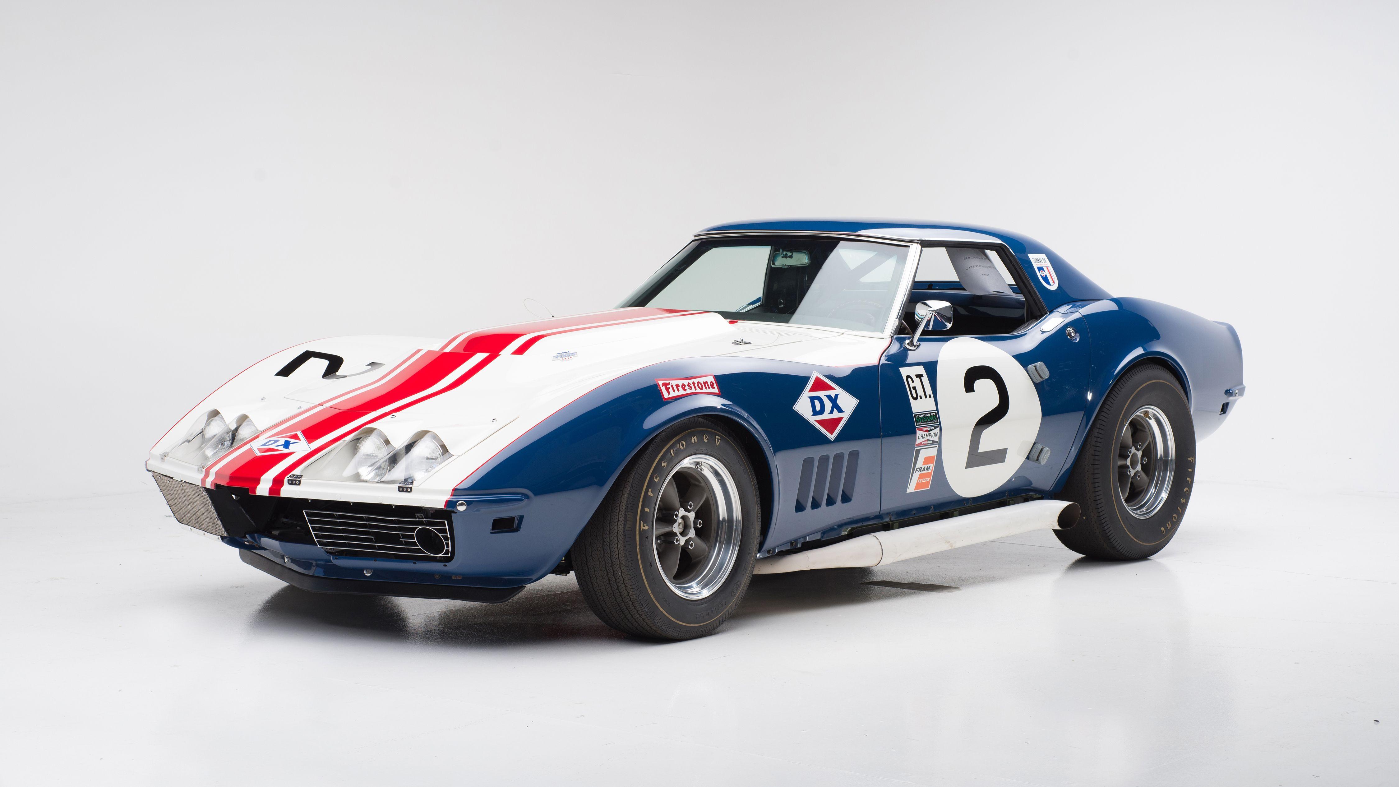 CHEVROLET CORVETTE CONVERTIBLE L88 RACE CAR 1968