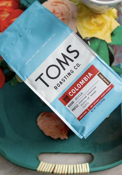 Coffee by TOMS Roasting Co. | TOMS