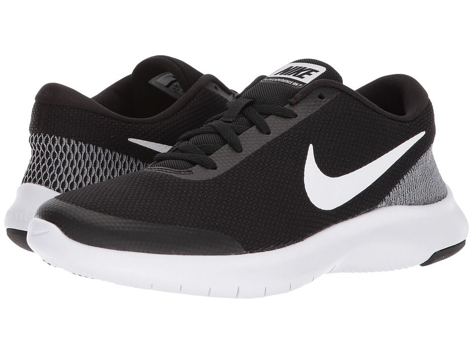 a2ee3528f923 Nike Flex Experience RN 7 Women s Running Shoes Black White White ...
