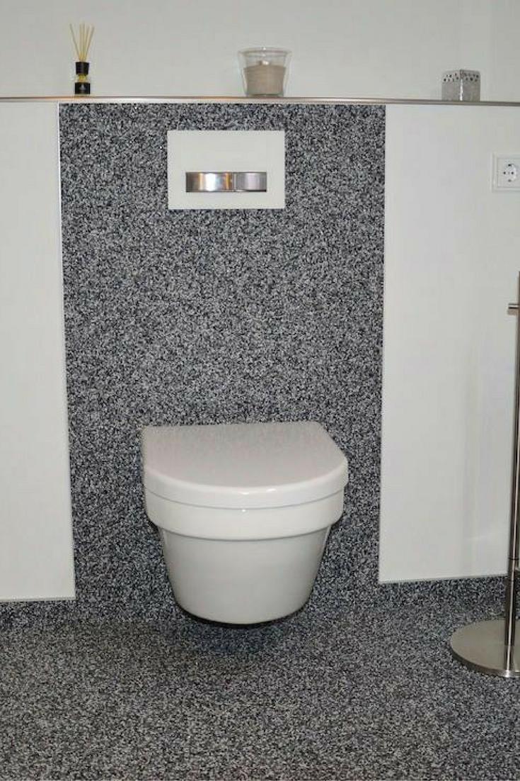 steinteppich badezimmer