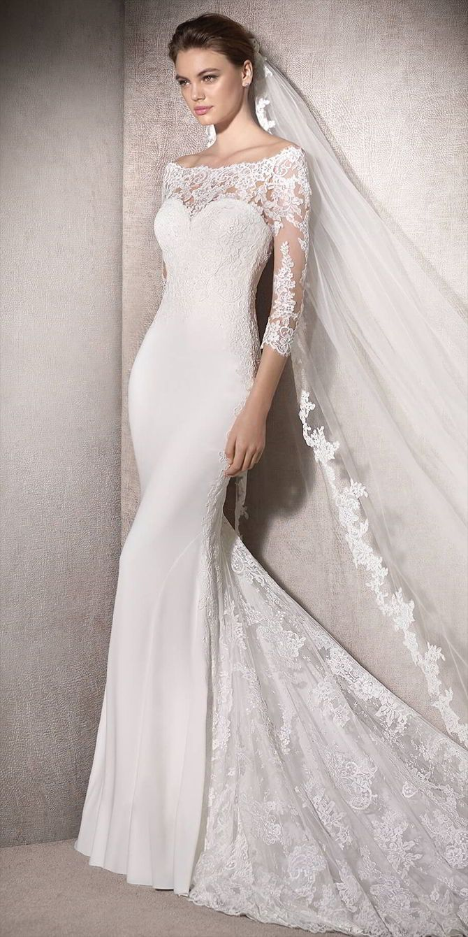 San Patrick 2017 Wedding Dresses World Of Bridal Wedding Dress Fabrics Wedding Dresses Bridal Dresses