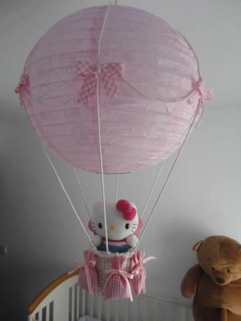 Vendo lampara para habitaci n del bebe compra venta bricolaje pinterest manualidades - Lamparas habitacion bebe ...