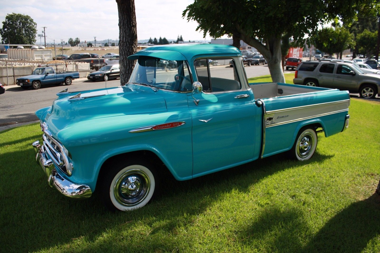 Awesome Chevrolet 2017: 1957 Chevrolet Other Pickups CAMEO 1957 ...