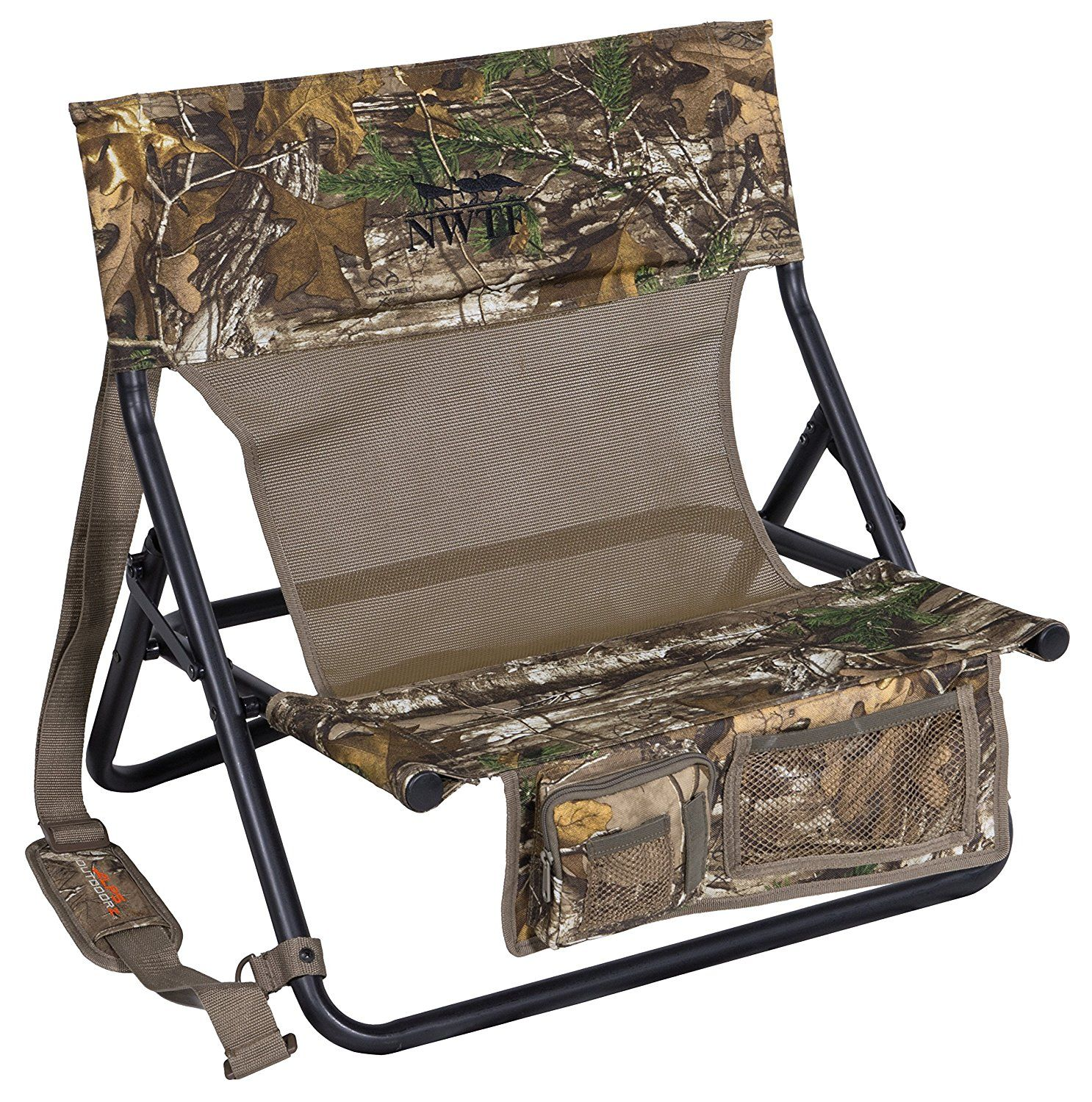 ALPS OutdoorZ Turkey MC Hunting Chair = Additional info Camping