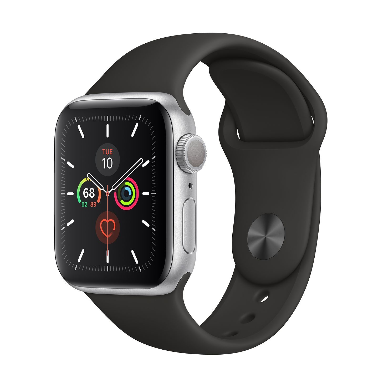 Silver Aluminum Case with Sport Band Apple Apple watch