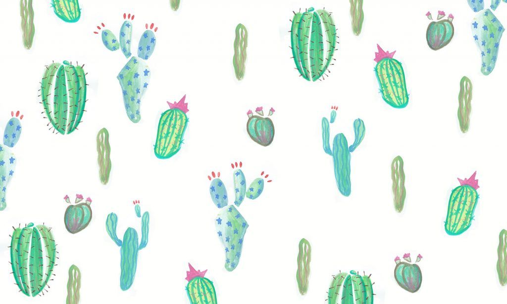 Tech Tuesday Cacti Party Wallpapers Wonder Forest Cactus Backgrounds Macbook Air Wallpaper Cactus Pictures