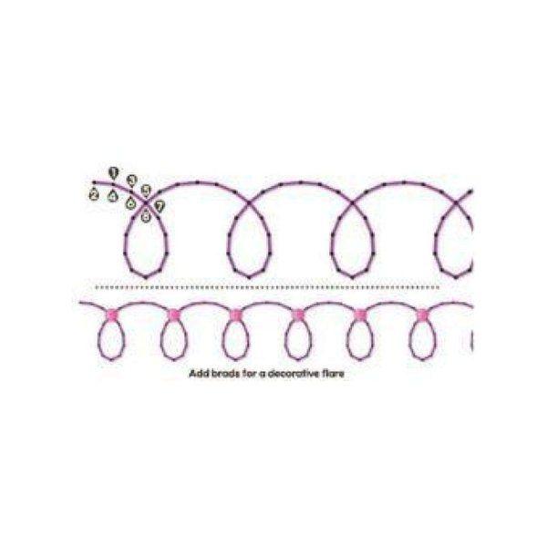 Sew Easy Large Stitch Piercer Head Loop De Loop