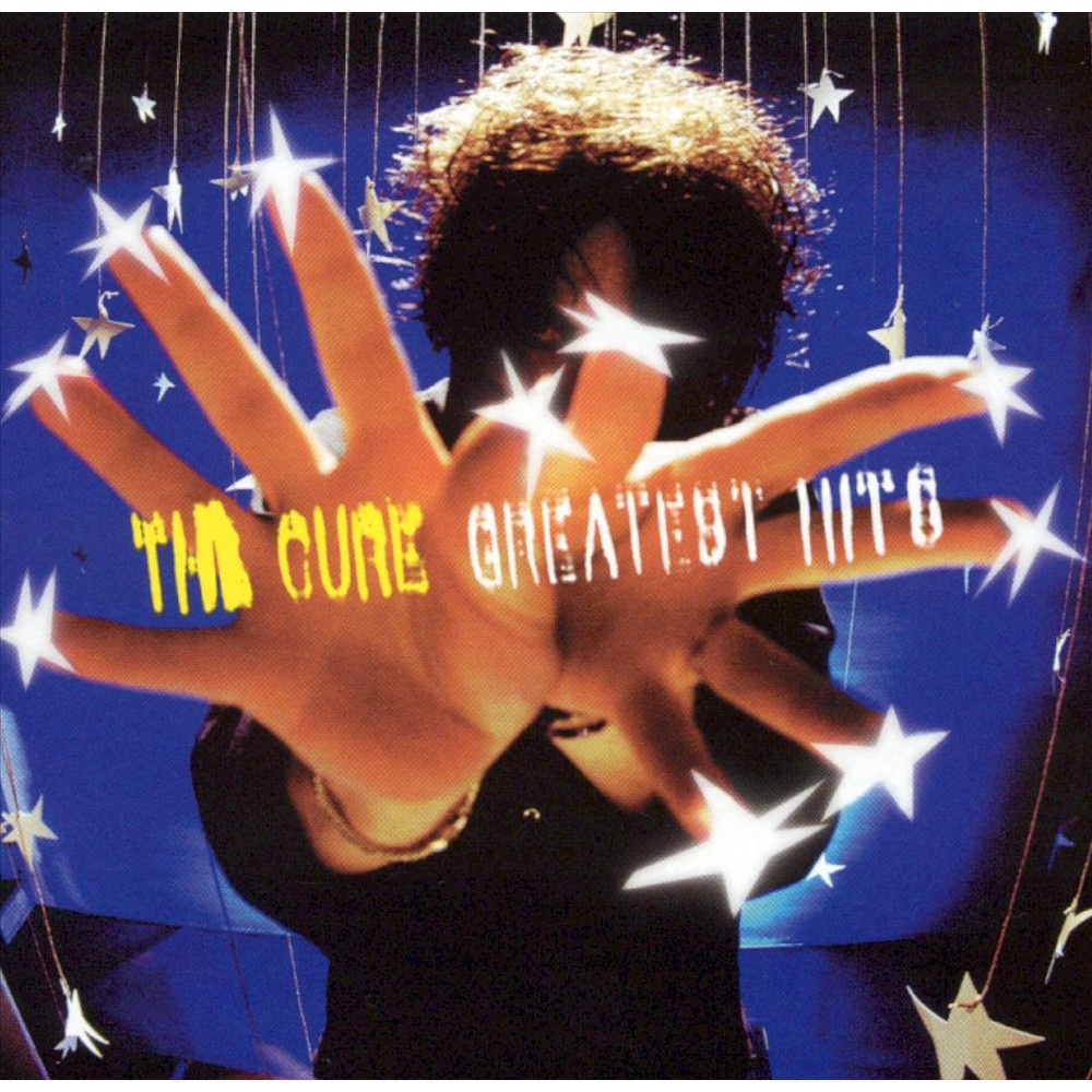 The Cure - Greatest Hits (CD) | Deseos | Pinterest | Cure and Products