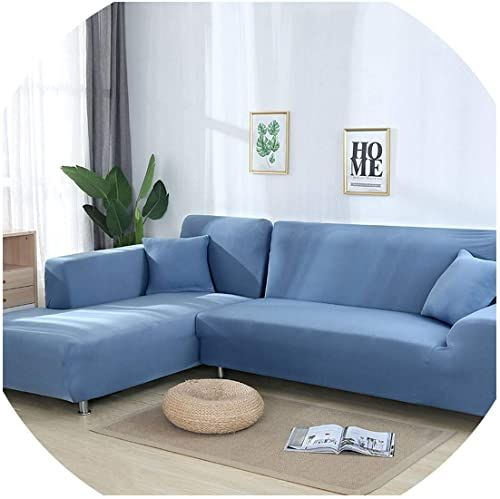 New Histore Sofa Slipcover Grey Color Elastic Couch Sofa Cover Loveseat Cover Sofa Covers For Liv In 2020 Sectional Sofa Slipcovers Corner Sofa Covers Cushions On Sofa