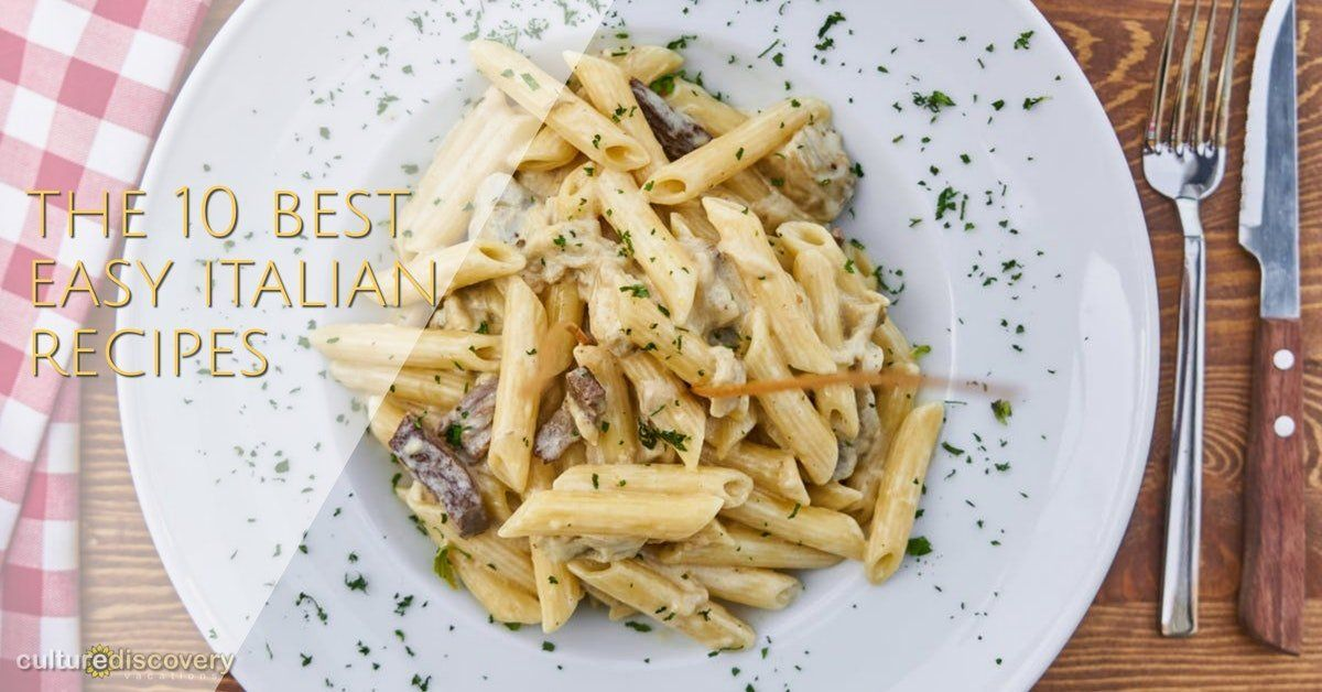 easy italian recipes Archives - CDV Italy Cooking Vacations Blog - Food and drink #Archives #Vacations #Foodanddrink
