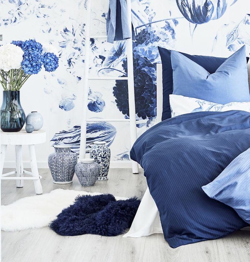 Blau Machen! Das Könnte Man In Diesem Schlafzimmer Traum