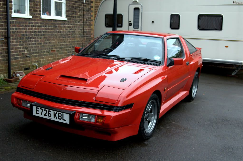 for technical rust mitsubishi starion sale photos free