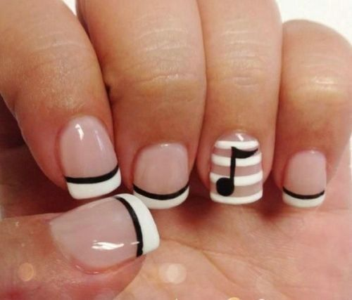Easy cute nail designs at home beginners nail art ideas easy cute nail designs at home beginners nail art ideas simple flower prinsesfo Images
