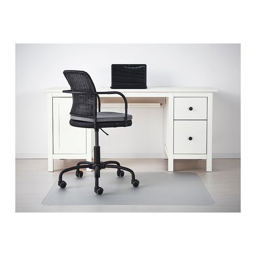 hemnes bureau teint blanc ikea d co pinterest d co. Black Bedroom Furniture Sets. Home Design Ideas