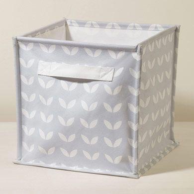 Canvas Storage Cubes