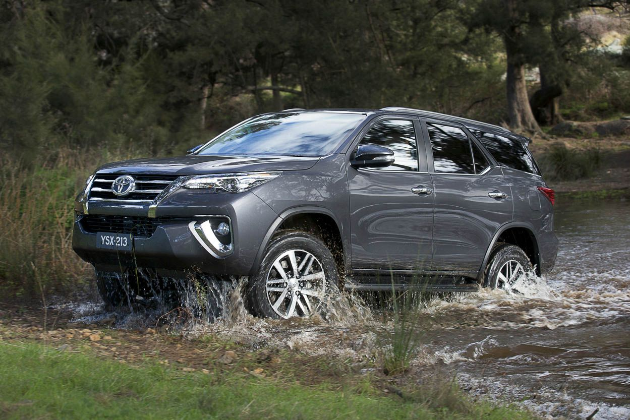 Royalauto july 2016 toyota and holden have suvs ideal for the family that