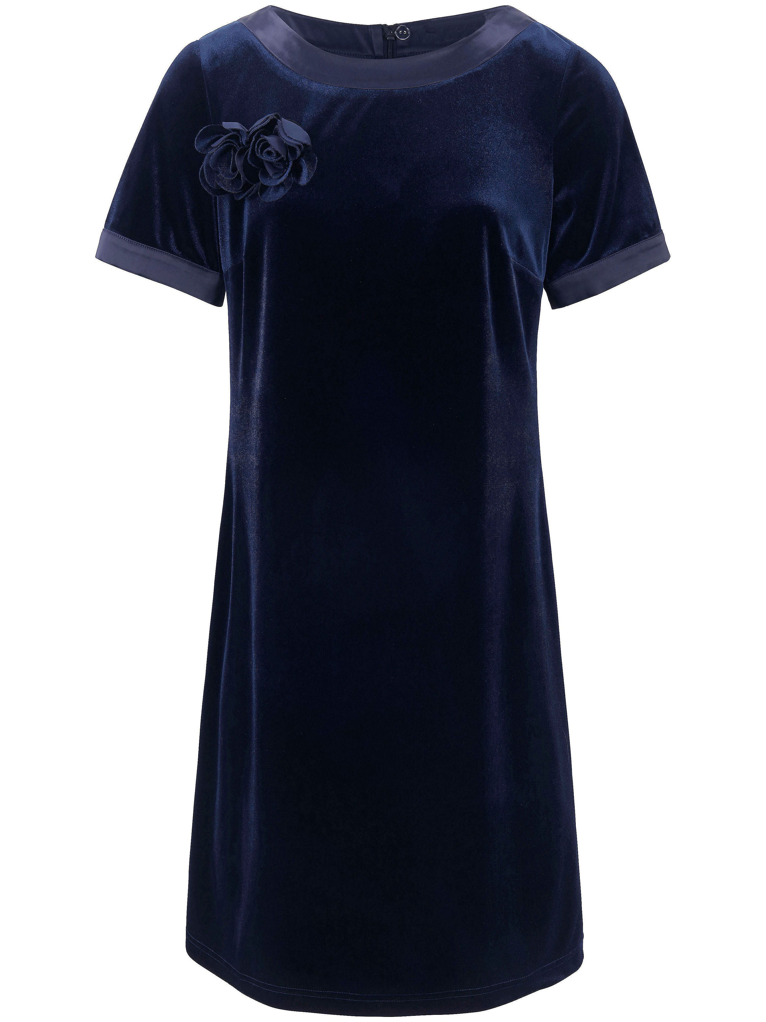 b5e96df3355b La robe Uta Raasch bleu taille 44