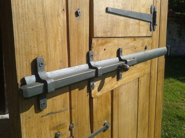 plateado puerta de puerta giratoria con tornillos de montaje Cerrojo para puerta de granero de 2 pulgadas QJZXUEZHEN gancho de cabina