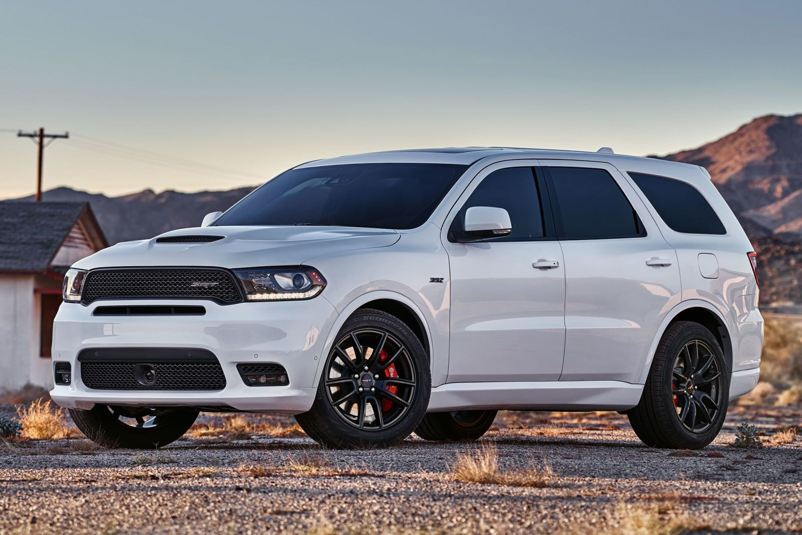 The 475 Horse 2018 Dodge Durango Srt Is A Charger Pack With Seven Seats