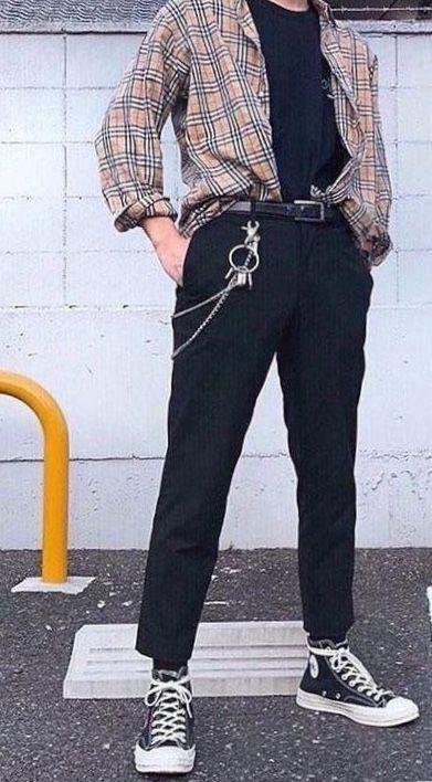 Vintage Outfits Men