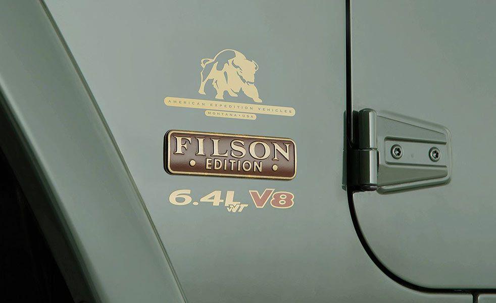 The AEV Filson Wrangler Is Built for Adventure | Cool Material