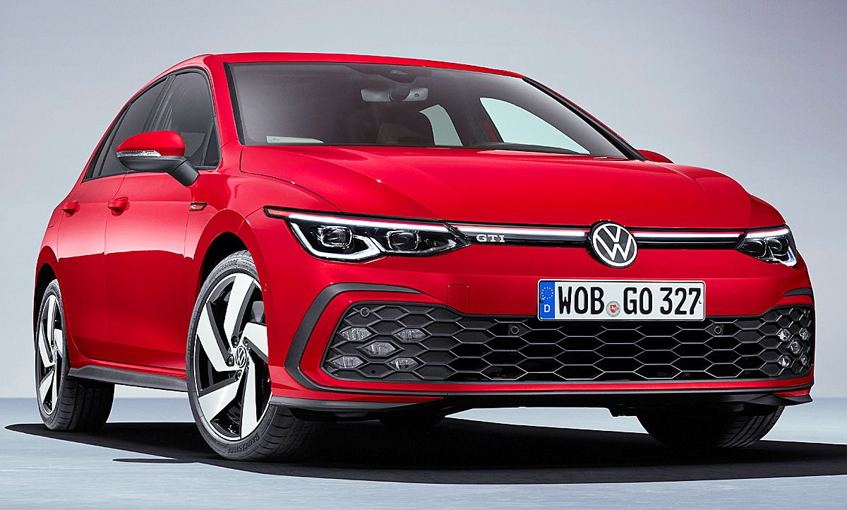2020 Volkswagen Golf R Golf Gti Volkswagen Golf R Volkswagen Gti