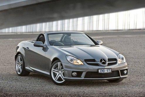 Mercedes Slk 300 Launched In Down Under Mercedes Slk Mercedes
