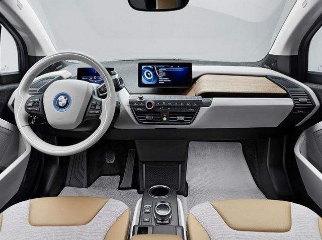 2018 Bmw I5 Suv Interior