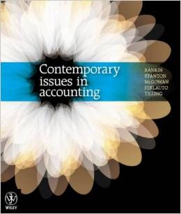 test bank contemporary issues in accounting 1st edition by michaela