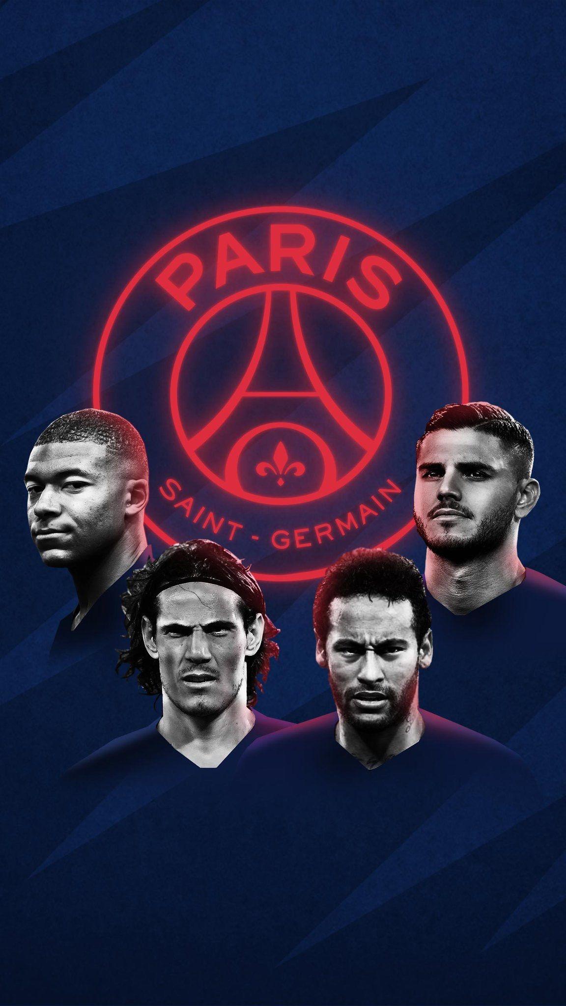 psg 20192020 Joueur de football, Footballeur, Football