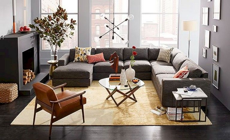 30 Comfortable Simple Living Room Design Ideas Living Room
