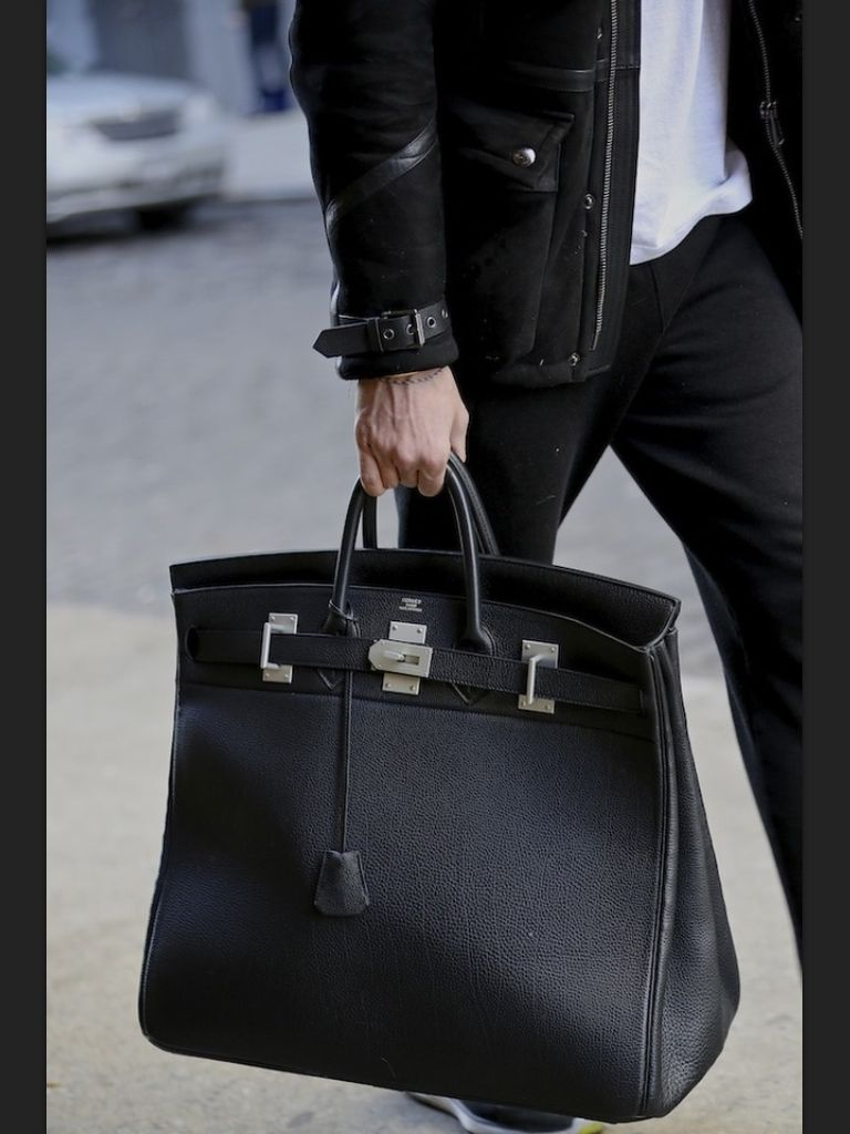 initially the kelly transformed into birkin is a male riding boots tote, yep!