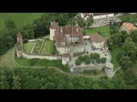 O Mundo Visto do Céu - Suíça, Montreux até Lago Maggiore - Discovery HD Theater. / The World Seen from Sky - Switzerland, Montreux to Lake Maggiore - Discovery HD Theater.