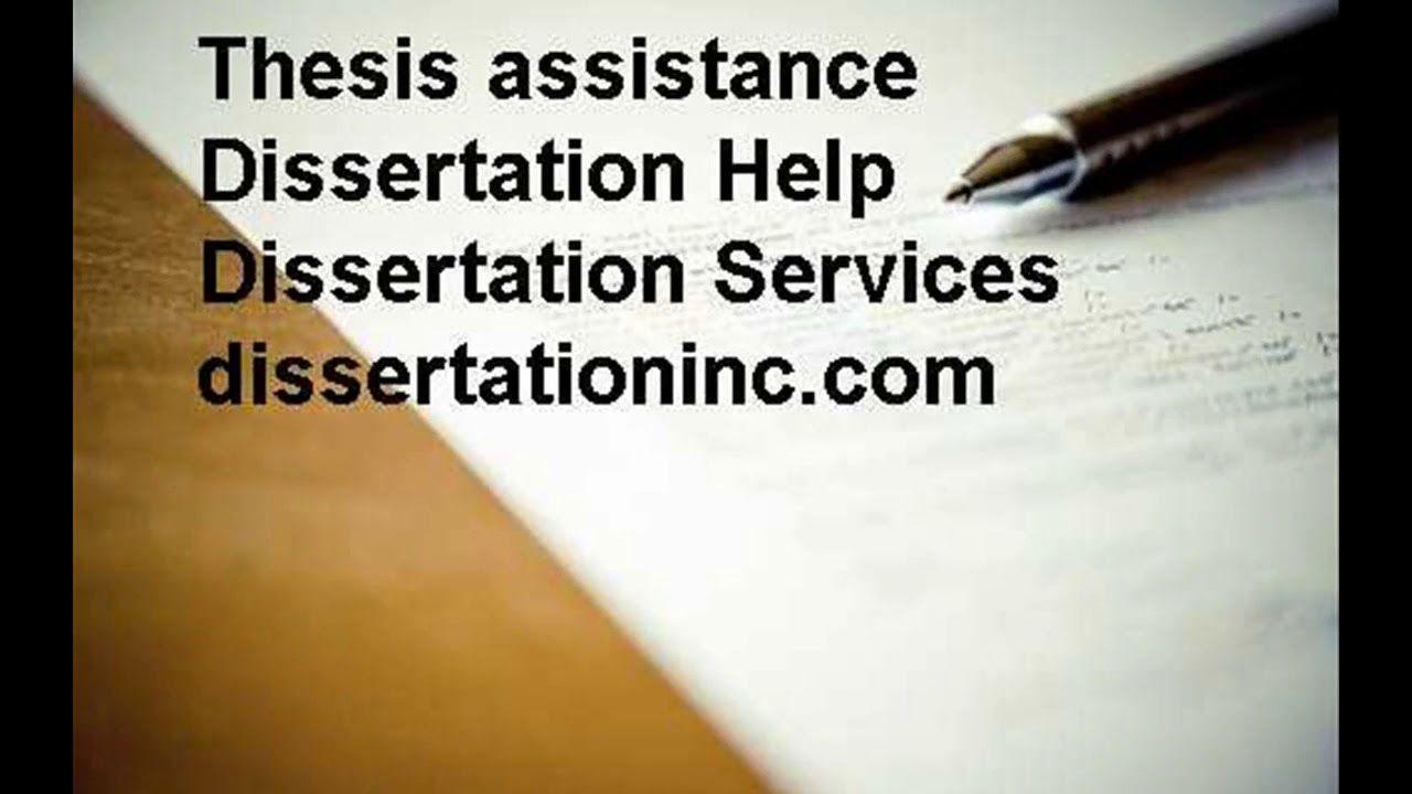 Dissertation helper 2d