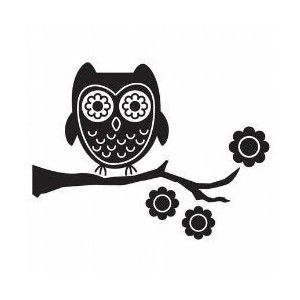 image regarding Printable Owl Stencil called Cost-free Printable Owl Stencils Graphic of owl stencil