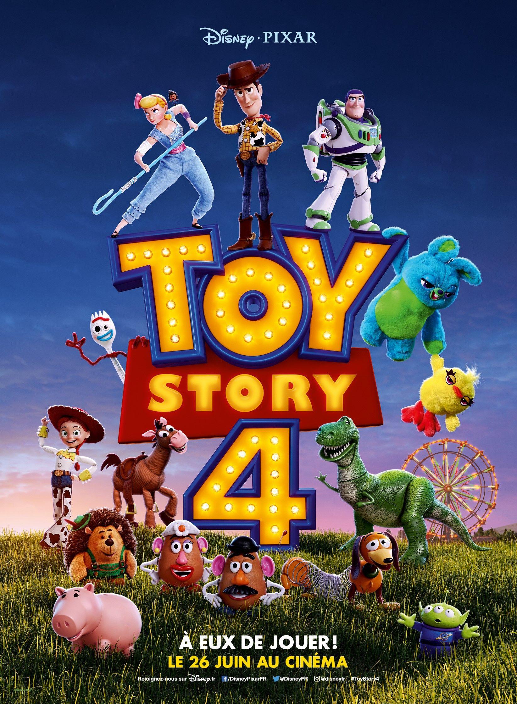 Toy Story 4 610 2019 Musique Et Séances Cinématographiques En