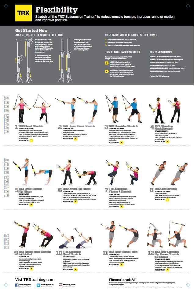 Best Film Posters Trx Exercises Trx All Body Workout Trx Workouts Routine Trx Workouts Trx Suspension Training