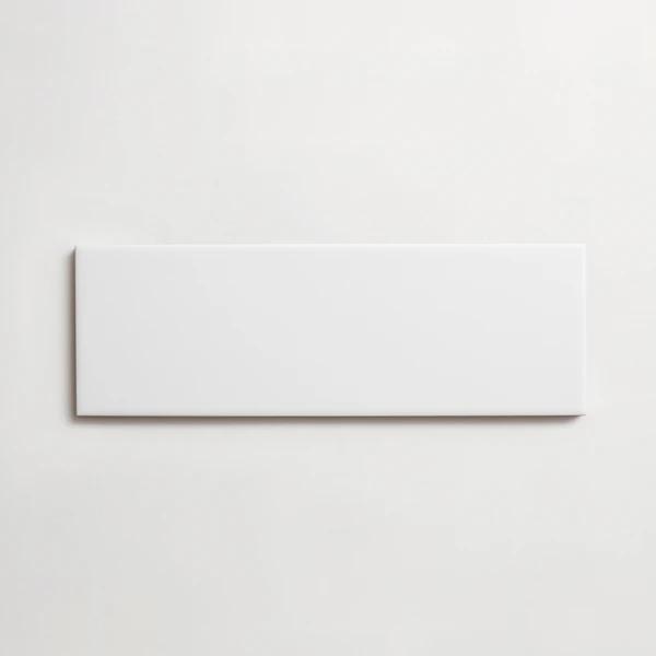 Cle Basics Ceramic White Matte Subway Tile 4 X12 X1 4 Subway Tile Cle Tile Subway Tile Design
