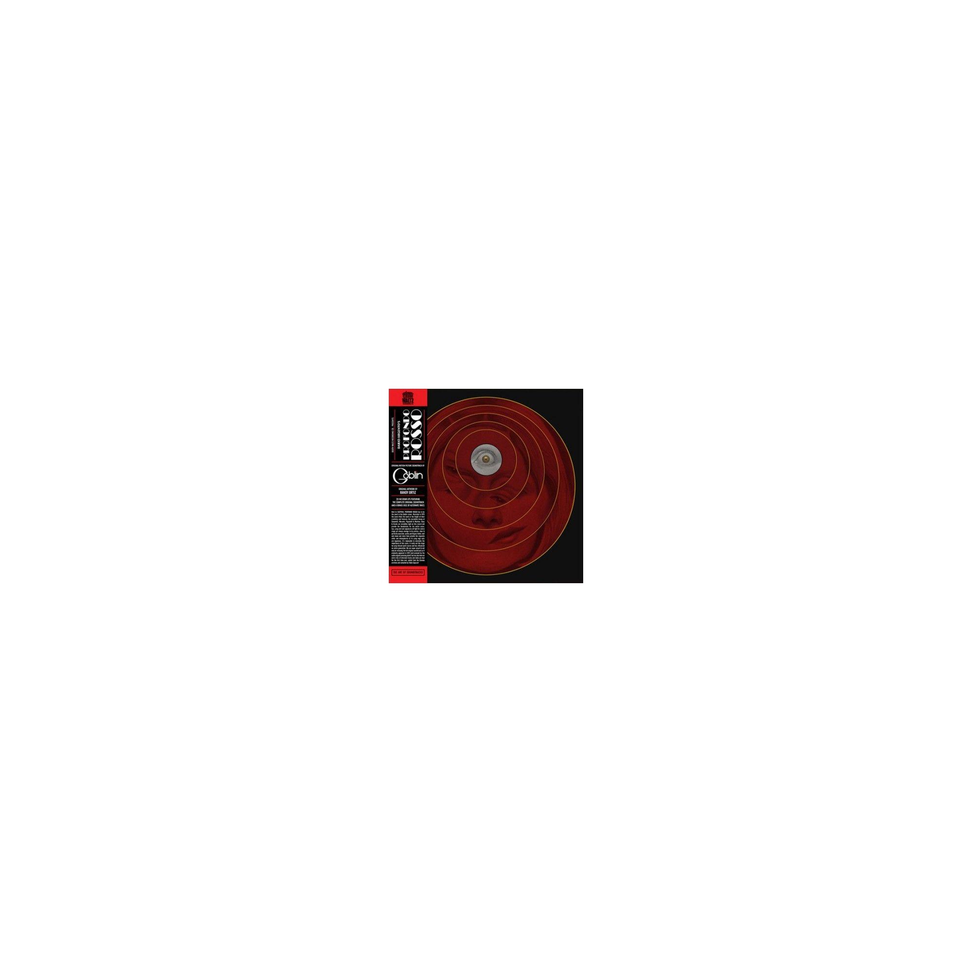 Goblin Profondo Rosso Ost Vinyl Vinyl Goblin Ost