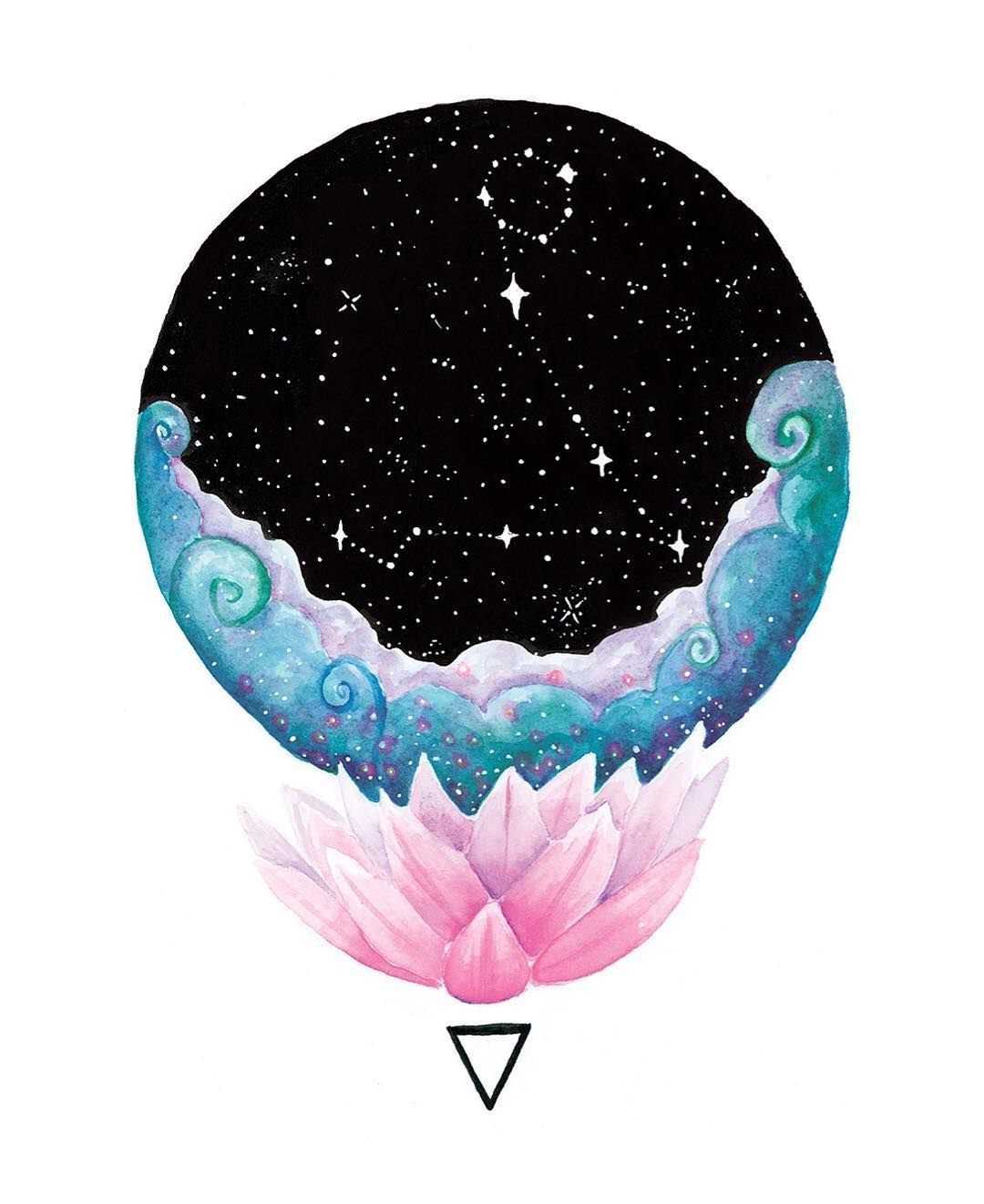 Zodiac Art Print Pisces ♓️! Speed art is up on the ...