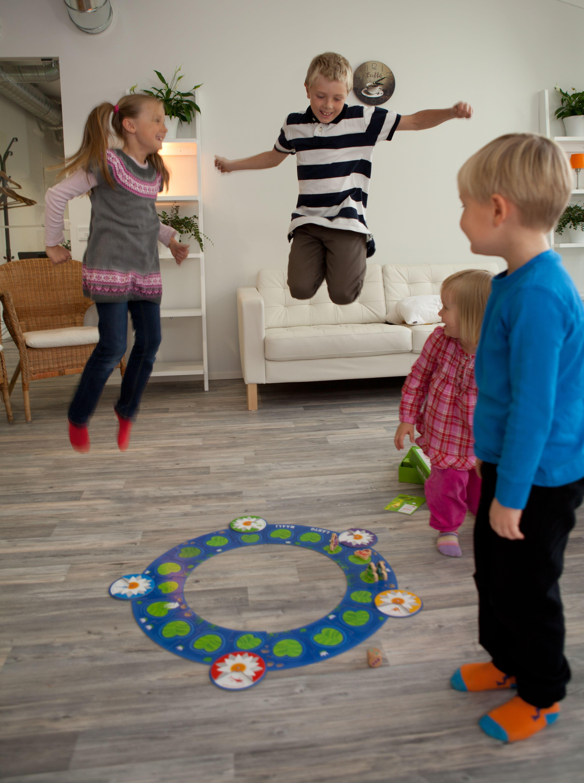 Oppi&ilo-tuotteet antavat lapsille siivet. :-)