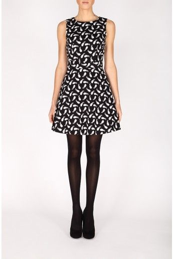 Louche Dale Rabbit Dress