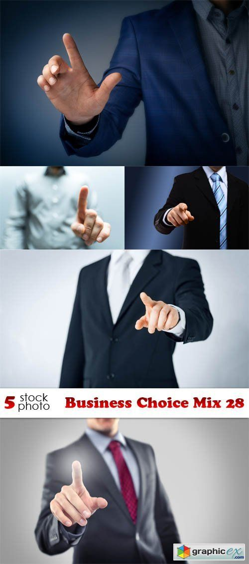 Photos  Business Choice Mix 28  stock images