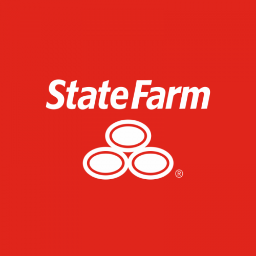 State Farm Vertical Logo Reversed White Vertical Logo On Red