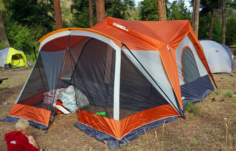 Gander mountain northern lights 10 tent with vestibule outdoor gander mountain northern lights 10 tent with vestibule mozeypictures Images