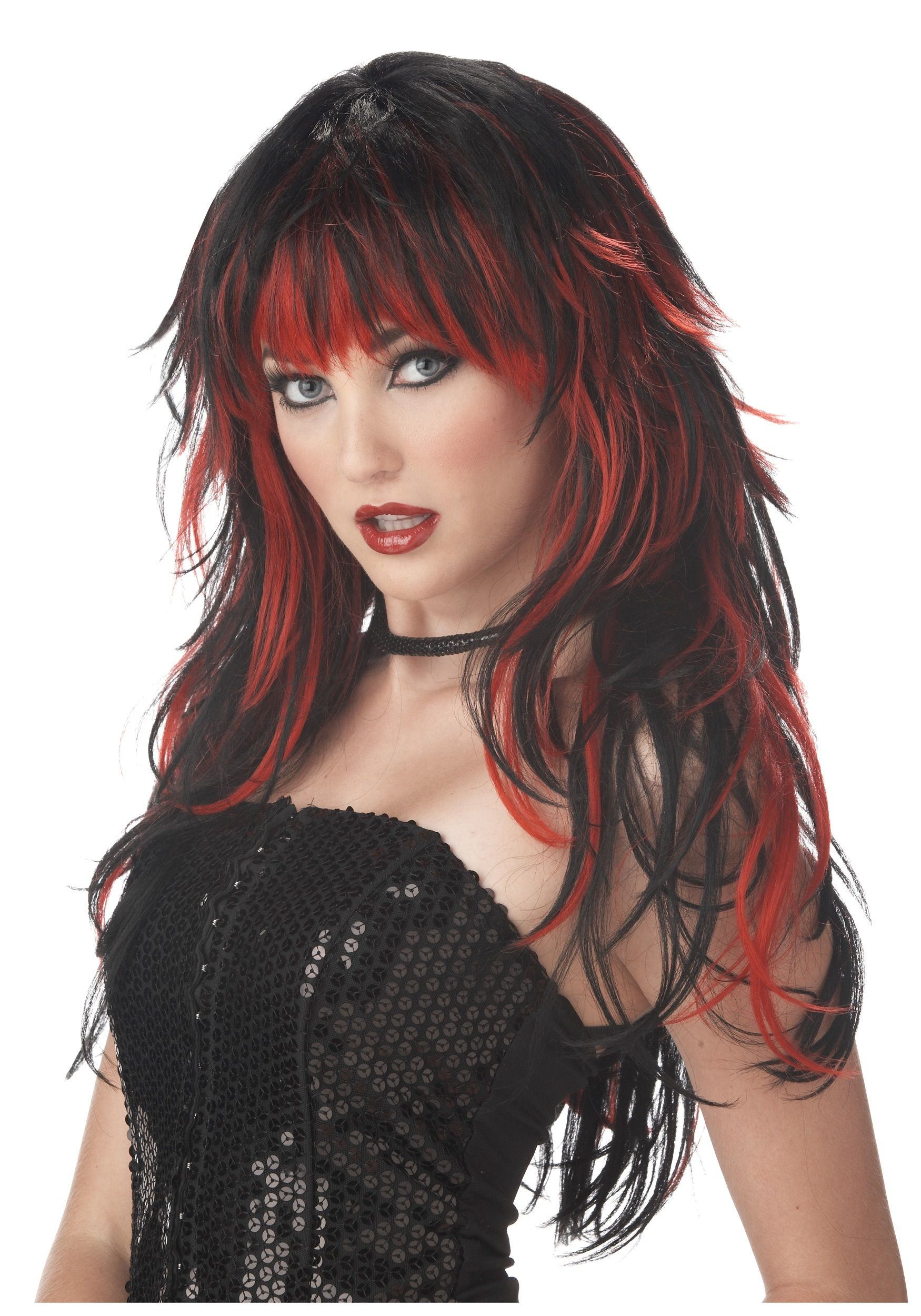 costume wigs halloween discount costume wig for mandy - Red Wigs For Halloween