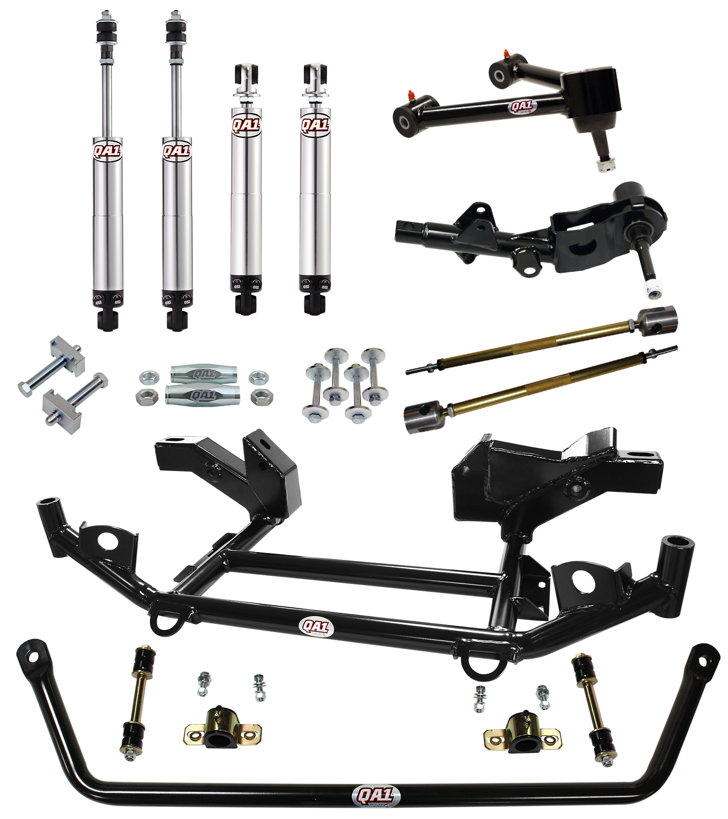 Handling Suspension Kits For Mopar B Body Amp