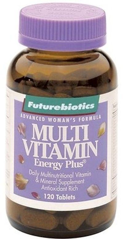 Futurebiotics Multi Vitamin Energy plus for Women Tabs