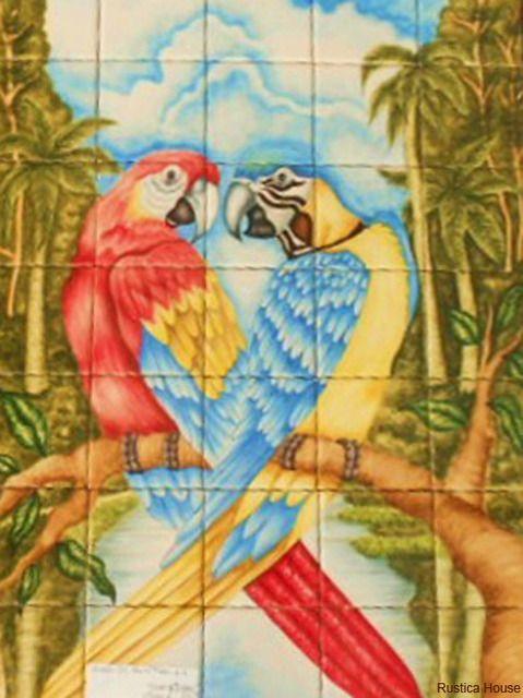 Tile Mural \