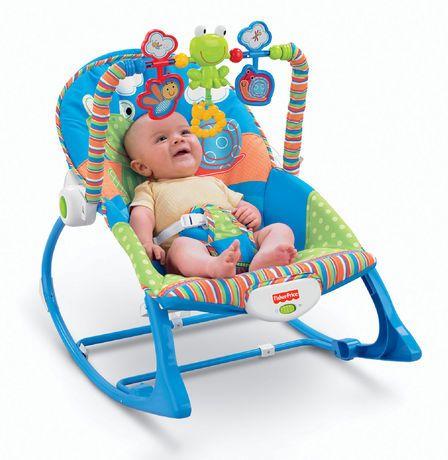 Infant To Toddler Rocker Gender Neutral Walmart Ca Baby